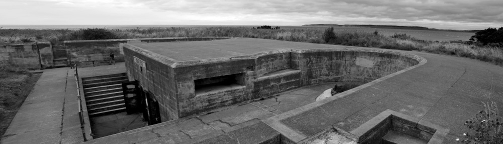Fort Worden: Rebirth Through Decay